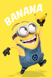 Despicable Me - Banana Kunstdrucke