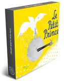 Le Petit Prince Bedruckte aufgespannte Leinwand