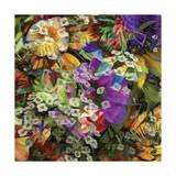 Embellished Eden Tile II Affiches par James Burghardt