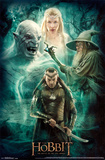 The Hobbit: The Battle Of The Five Armies - Collage Pôsters