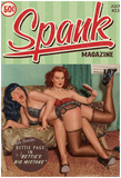 Bettie Page Queen Of Pinup Prints