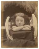 Wait (Rachel Gurney), 1872 Láminas por Julia Margaret Cameron
