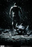 Dark Knight Rises Bane Movie Poster Poster