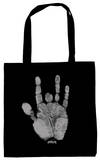 Tote Bag: Jerry Garcia - Hand Borsa shopping