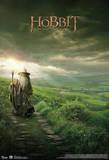 The Hobbit An Unexpected Journey Movie Poster Kunstdrucke