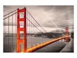 San FranciscoGoldenGateBridge Posters