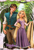 Tangled Rapunzel Movie Poster Posters