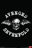 Avenged Sevenfold Music Poster Photographie