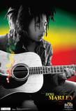 Bob Marley Spliff Music Poster Poster