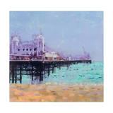 Brighton Pier 2 Giclee Print by Colin Ruffell