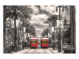 New Orleans Streetcars Poster