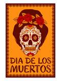 Dia de Los Muetros Posters
