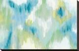 Energetic Bedruckte aufgespannte Leinwand von Rita Vindedzis