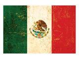Flag of Mexico Art