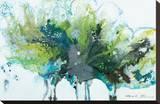 Imperial Frost Sträckt kanvastryck av Natasha Barnes