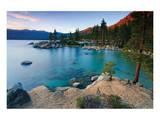 Lake Tahoe III Plakater