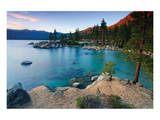 Lake Tahoe III Poster