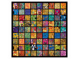 Klimt Squares Posters por Gustav Klimt
