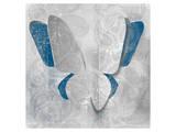 Butterfly Effect I Kunstdruck von Rachel Travis