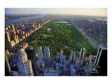 Sunrise Over Central Park Plakater