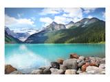 Lake Louise in Banff Natl Park Kunst