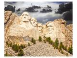Mount Rushmore South Dakota Posters