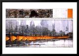 Die Tore XXVII Kunstdrucke von  Christo