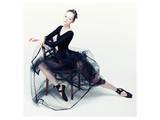 Resting Ballerina Kunst
