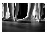 Ballerinas In Ballet Shoes Arte