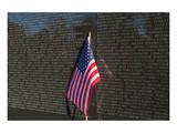 Flag Vietnam Veterans Memorial Posters