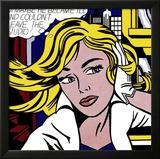 M-Maybe, c.1965 Poster by Roy Lichtenstein