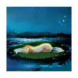 Sleep Arte por Nancy Tillman