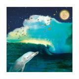 Over The Ocean Láminas por Nancy Tillman