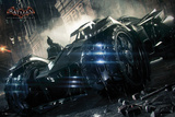 Batman Arkham Knight - Batmobile Stampe