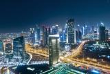 Skyline, Dubai Photographic Print by John Harper