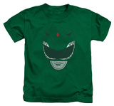 Juvenile: Power Rangers - Green Ranger T-Shirt