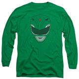 Long Sleeve: Power Rangers - Green Ranger Long Sleeves