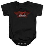 Infant: Aerosmith - Winged Logo Infant Onesie