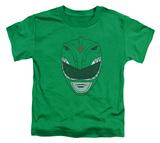Toddler: Power Rangers - Green Ranger T-shirts