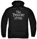 Hoodie: Twilight Zone - Logo Pullover Hoodie