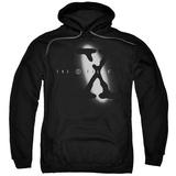 Hoodie: The X-Files - Spotlight Logo Pullover Hoodie