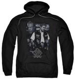 Hoodie: Sons Of Anarchy - Ties That Bind Pullover Hoodie