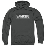 Hoodie: Sons Of Anarchy - Samcro (Front/Back) Pullover Hoodie