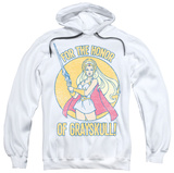 Hoodie: She Ra - Honor Of Grayskull Pullover Hoodie