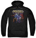 Hoodie: Masters Of The Universe - Team Of Villains Pullover Hoodie