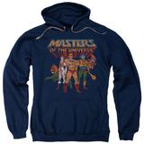 Hoodie: Masters Of The Universe - Team Of Heroes Pullover Hoodie