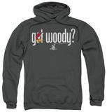 Hoodie: Woody Woodpecker - Got Woody Pullover Hoodie