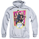 Hoodie: Saved By The Bell - Saved Cast Pullover Hoodie