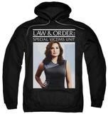 Hoodie: Law & Order: SVU - Behind Closed Doors Pullover Hoodie