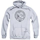 Hoodie: Parks & Recreation - Pawnee Seal Pullover Hoodie